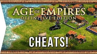 Age of Empires: Definitive Edition ► Cheats & For Fun Multiplayer Gameplay!