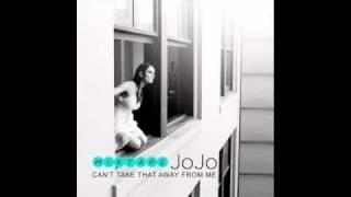 JoJo - In the Dark ( With Lyrics )