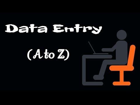 Data Entry A to Z Bangla Tutorial, Outsourcing Bangla Tutorial