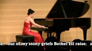 Nearer My God to Thee (arr. Johann Kim) for piano