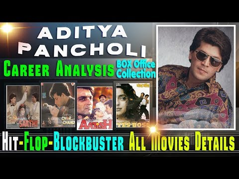 Aditya Pancholi Box Office Collection Analysis Hit and Flop Blockbuster All Movies List.