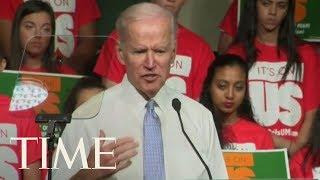Joe Biden Suggests He