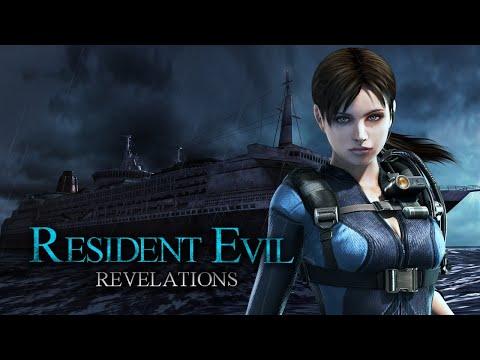 Resident Evil  Revelations  Прохождение на русском. (Эпизод 6 Кошки-мышки. Часть 1) Серия 9