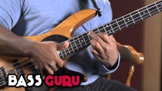 Bass Guru: Victor Wooten   Advanced Thumb Technique Lesson Pack