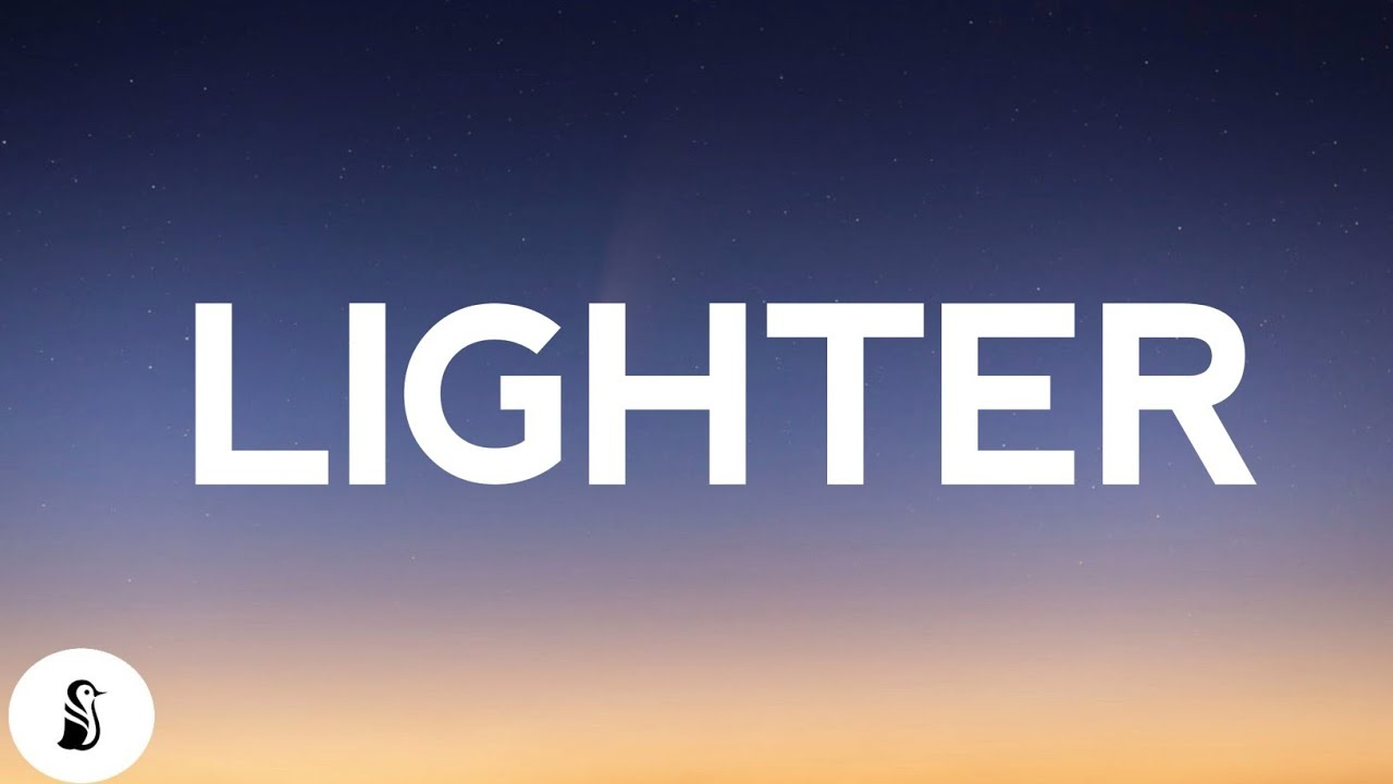 Nathan Dawe - Lighter ft. KSI (Lyrics)