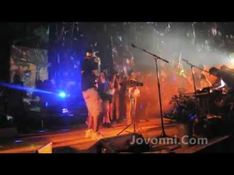 Jovonni / Marco B Concert NY CAMP BISCO X
