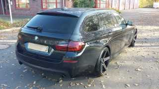 BMW F10 F11 535D + Active Sound Exhaust System (Sound Aktuator)