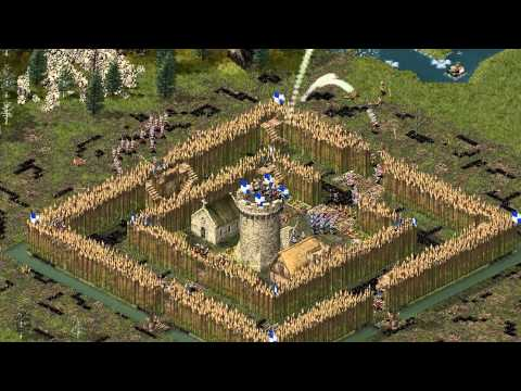 Stronghold HD Steam Key GLOBAL - 1