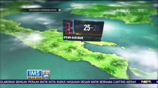 Informasi Prakiraan Cuaca Di Beberapa Kota Besar Indonesia