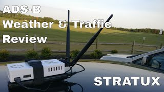 stratux ads-b weather and traffic review