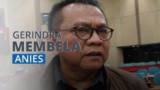 Anies Baswedan Dapat Kepuasan Publik Rendah, Gerindra Membela: Titik Banjirnya Lebih Sedikit