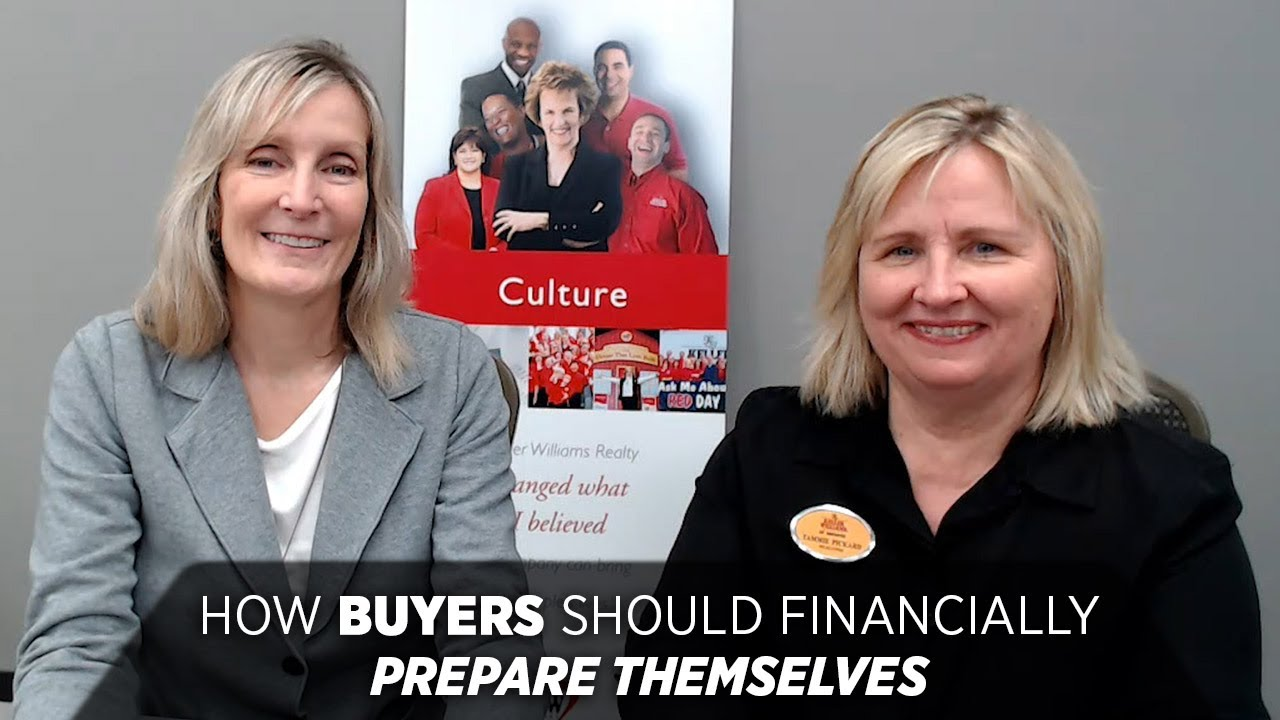 What Steps Can Buyers Take to Be Financially Ready?