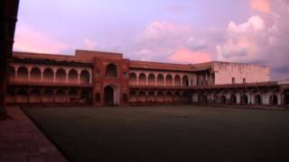 Agra Fort in Twilight