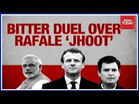 France Counters Rahul Gandhi After He Attacks BJP On Rafale Deal | India First