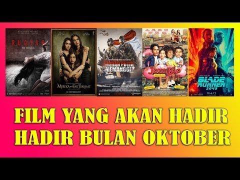 5 film yang tayang bulan oktober 2017