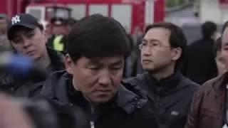 Назарбаев назначил сына своего друга акимом Алматы