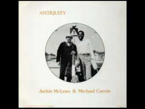 Jackie McLean & Michael Carvin -- De I Comahlee Ah online metal music video by JACKIE MCLEAN