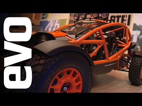 Ariel Nomad | evo MOTOR SHOWS