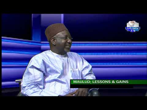 """Guest Of The Week"" With Sheikh Halliru Maraya"