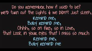 Brad Paisley & Carrie Underwood; Remind Me Lyrics ♥