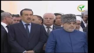 Выступление президента Таджикистана Эмомали Рахмона на похоронах Ислама Каримова