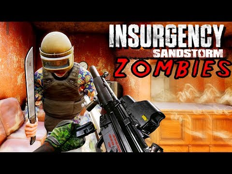 Brutal New Zombie Mode + FREE Weekend! (Insurgency Sandstorm)