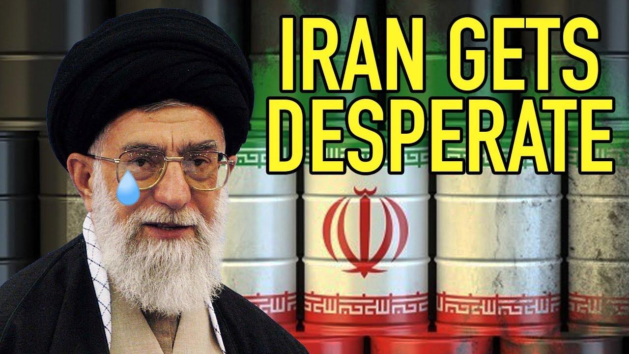 Iran Gets Desperate, Turns to China thumbnail