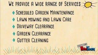 Gardening Services Stockport | 0161 823 0202