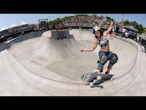 Vans Park Series: Montréal Women's Highlights