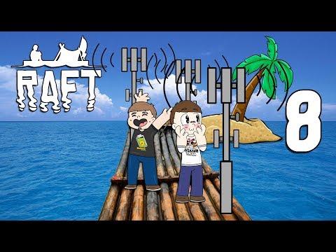 Tajemné Antény  - Raft - S2 - 8. Díl - Nakashi [CZ]