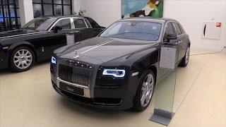 Rolls Royce Ghost 2016 In Depth Review Interior Exterior
