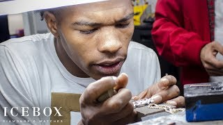 """Lil Baby Buys SON A NEW Rolex & Makes CUSTOM """"BABY"""" CHAIN for BDAY!"""