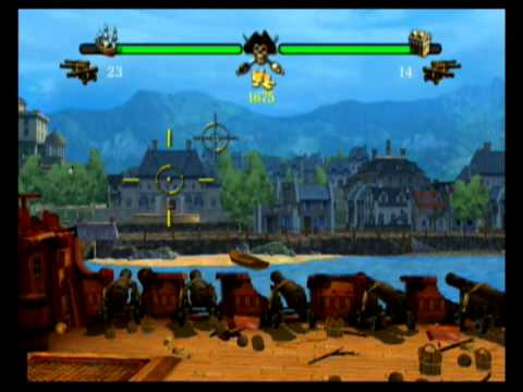 sid meier's pirates wii how to attack towns