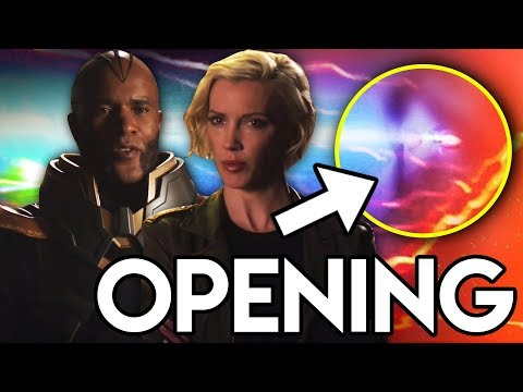Crisis on Infinite Earths OPENING Scene LEAKED & Oliver BETRAYED! - Arrow 8x04 Review