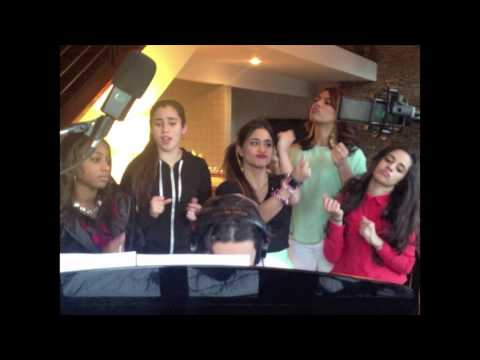 Fifth Harmony -  Thinkin Bout You (Frank Ocean cover)