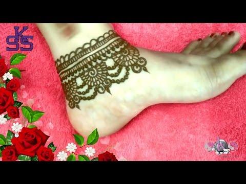 Download Beautiful Jewellery Style Henna Designs Tutorial 2017