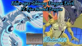 Yugioh Ygopro Blue-Eyes Chaos Max Dragon Five-Headed Dragon