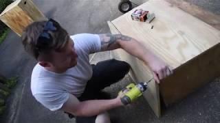 Plyo Box DIY