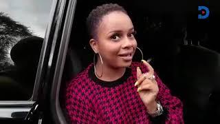 Tanzanian songstress Nandy on Radio Maisha's Choma na Ngoma concert