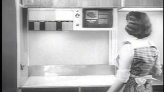 The Future Kitchen In The 1950s