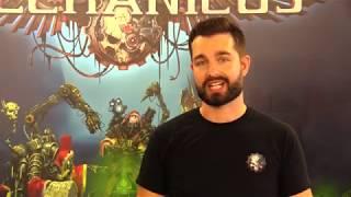VideoImage2 Warhammer 40,000: Mechanicus