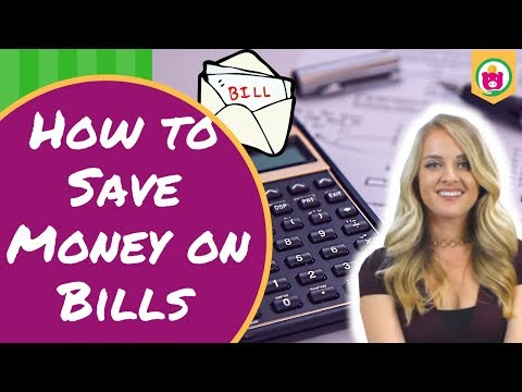 Tips On How Save Money on Bills Every Month