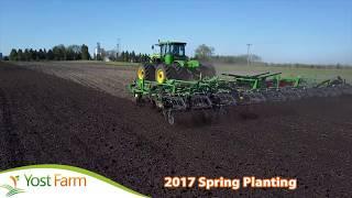 Yost Farm 2017 Spring Planting