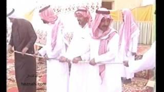 preview picture of video 'مقطع من حفل التكريم , لعبة شد الحبل للكبار'