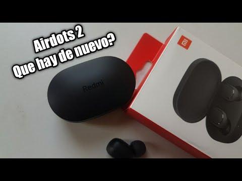 Xiaomi redmi airdots 2!!! ¿Que hay de nuevo🤔? | Review en español