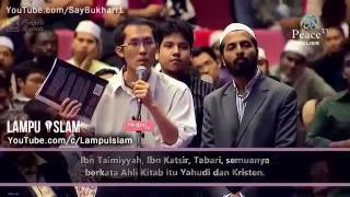Video Debat hebat zakir naik dengan ahli kitab MP3, 3GP, MP4, WEBM, AVI, FLV September 2019