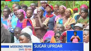 Western Kenya leaders call for action against those involved in sugar fiasco