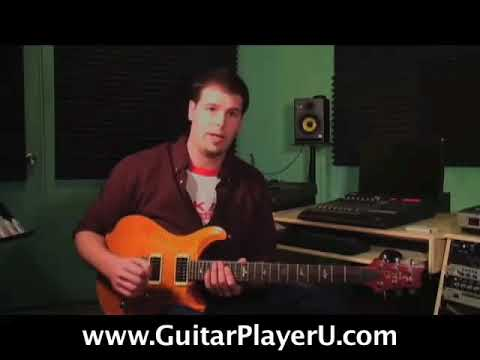 Absolute Beginner Guitar Lessons Different Types of Guitars