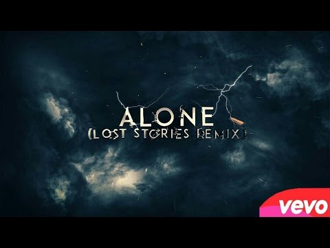 Alan Walker - Alone (Lost Stories Remix) | Official Music Video