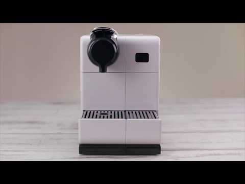 Nespresso Lattissima Touch - How to Video -First Use
